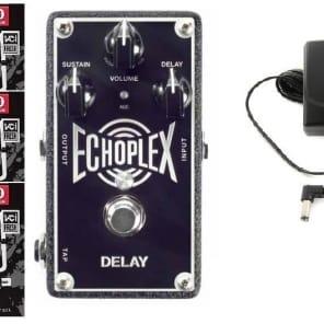 Dunlop MXR EP103 Echoplex Delay Pedal Warmth & Modulation EP-3 Tape Echo & Adapter ( 3 STRING SETS )
