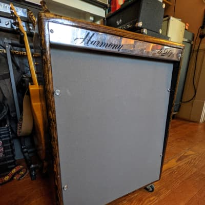 Harmony H 420 / Fully Serviced / 1960s / 115 Combo / Valco / (ffo Supro Thunderbolt) for sale