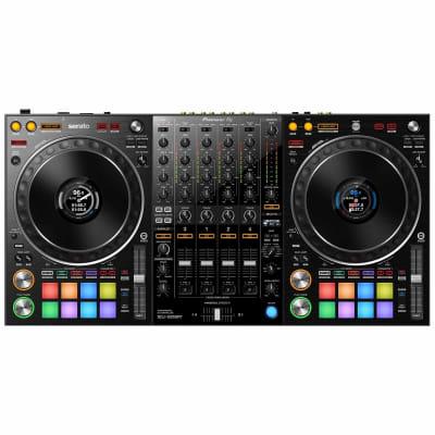 Pioneer DJ DDJ-1000SRT Club-style 4-Channel Performance DJ Controller for dedicated use with Serato DJ Pro