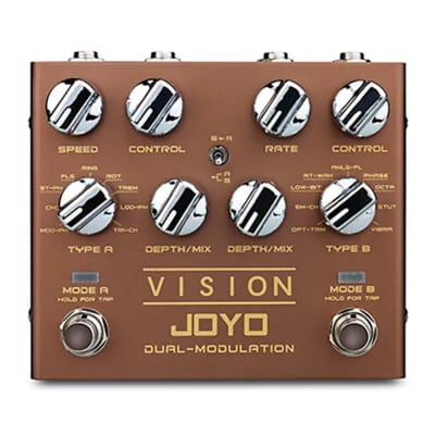 Joyo R-Series R-09 Vision Dual-Modulation