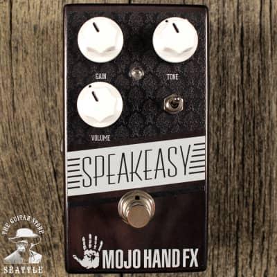 Mojo Hand FX Speakeasy Preamp