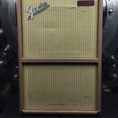 "Fender Acoustasonic SFX 2-Channel 2 x 80-Watt 1x8"" / 1x10"" Acoustic Guitar Amp"