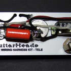 Guitar Parts DELUXE TELECASTER WIRING HARNESS KIT - Switchcraft CTS Orange Drop Treble Bleed image