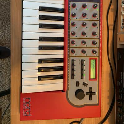 Nord Modular 25-Key Virtual Synthesizer 1997 - 2003