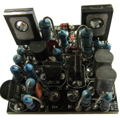 New Lindell Audio OPA1731 - Vintage Replacement Op-Amp - Lindell 500 Series/18XS