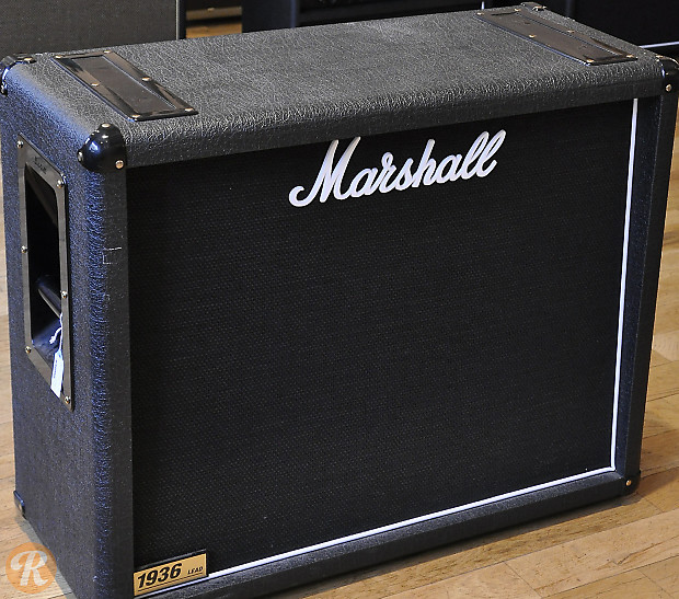 Marshall 1936 2x12 Cabinet 2002 | Reverb