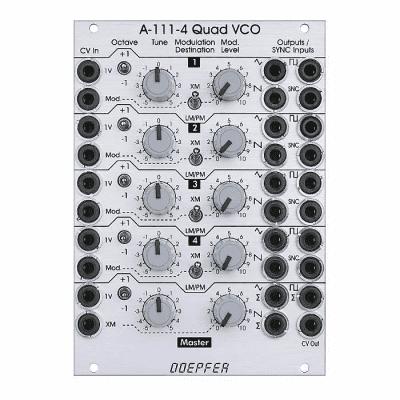 Doepfer A-111-4 Quad VCO