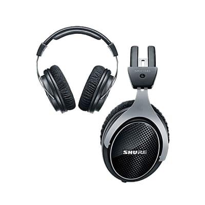 Shure SRH1540 Professional Closed Back Studio Headphones USED