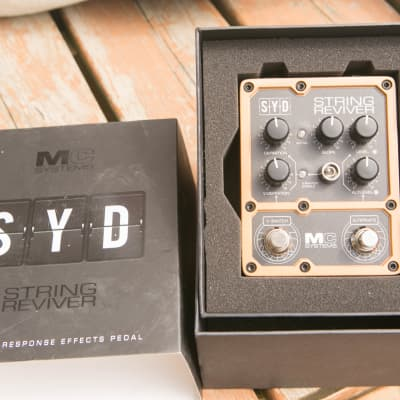 MC System SYD String Reviver demo new old stock