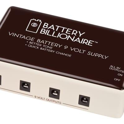 Danelectro Battery Billionaire Power Supply
