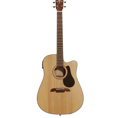 Alvarez Artist Series AD30CE Acoustic Electric Dreadnought Guitar