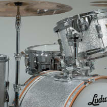 Ludwig Club Date SE Special Edition Fab 13/16/22 2010s Sparkle image