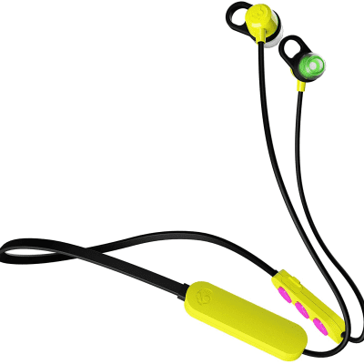 Skullcandy Jib Plus Wireless in-Ear Earbud - Electric Yellow