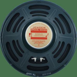 "Jensen C12Q Vintage Ceramic 12"" 40-Watt 8ohm Guitar Speaker"