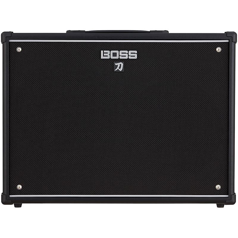 boss katana cabinet212 guitar amplifier speaker cabinet 150w reverb. Black Bedroom Furniture Sets. Home Design Ideas