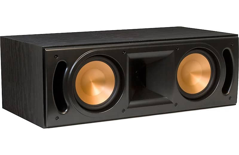 Klipsch RC-62 II 2-Way Center Channel Speaker Black Brand New in Box