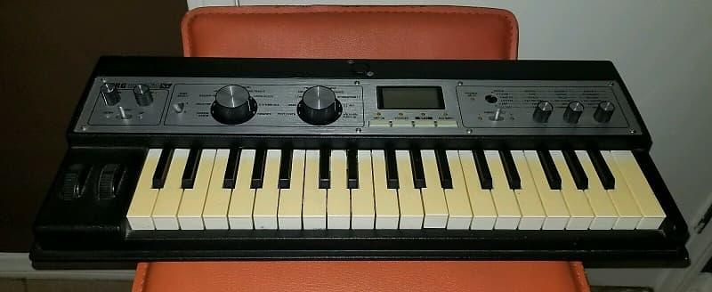 korg microkorg xl synthesizer keyboard synth vocoder reverb. Black Bedroom Furniture Sets. Home Design Ideas