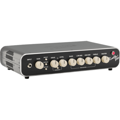 Fender Rumble 800 HD, 120V Bass Head