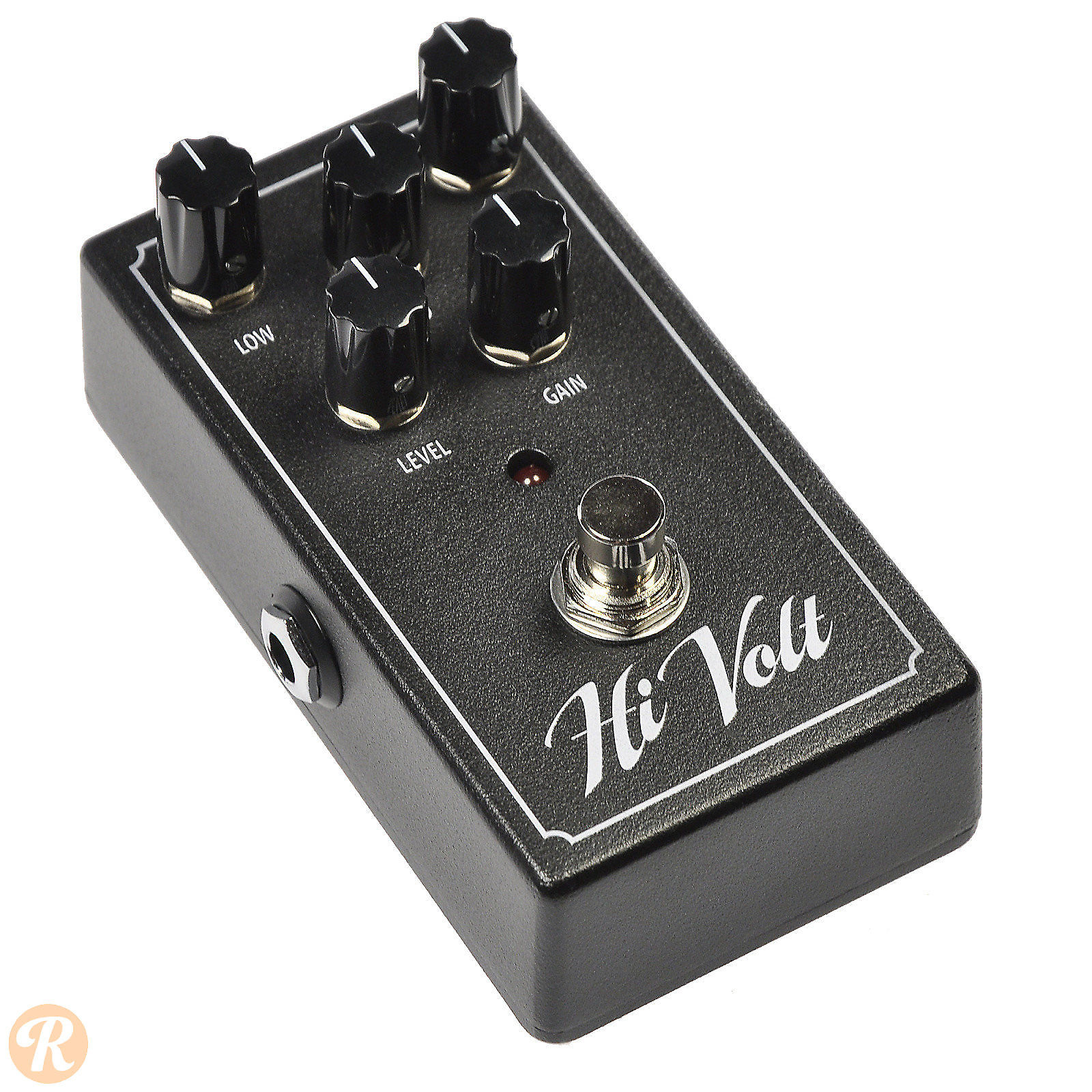 Lovepedal hi volt reverb for Motor city guitar waterford