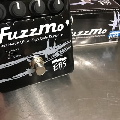 EBS FuzzMo Black