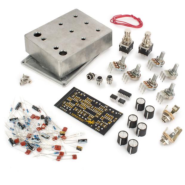 stewmac earthquaker devices disaster transport pedal kit reverb. Black Bedroom Furniture Sets. Home Design Ideas
