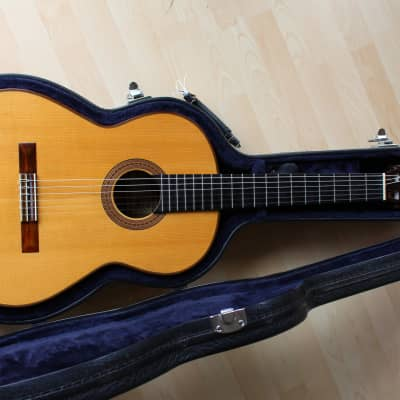 1986 Nicholas Ioannou Classical Guitar SP/BR for sale