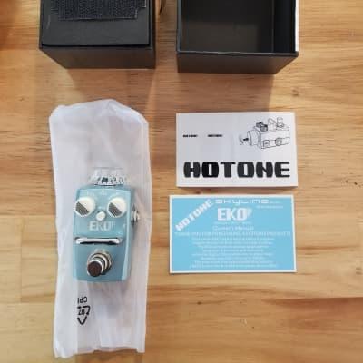 Hotone Skyline EKO Delay Pedal for sale