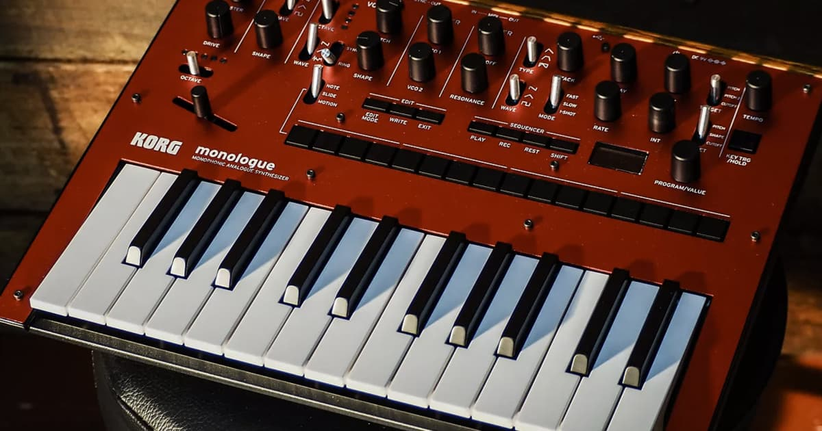 the best selling synths and drum machines of 2017 reverb news. Black Bedroom Furniture Sets. Home Design Ideas