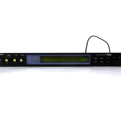 SONY DSP-D7 Digital Delay Unit RARE! - FREE Shipping!