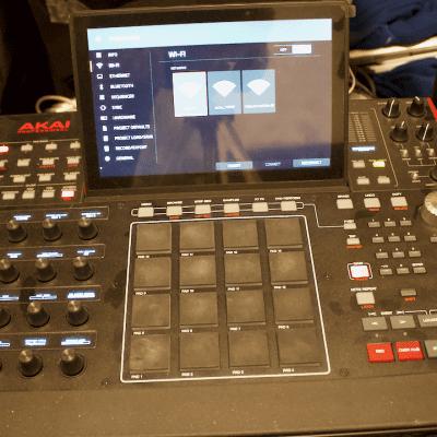 Akai MPC X Standalone Sampler/Sequencer
