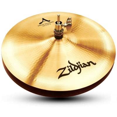 "Zildjian 12"" A Series Special Recording Hi-Hat Cymbal (Bottom)"
