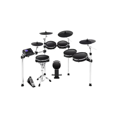 Alesis DM10 MKII Pro Kit Premium 10-Piece Electronic Drum Set w/ Mesh Heads