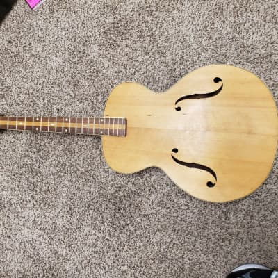 Orpheum Guitar Project 1920 To 1950? un Finished for sale