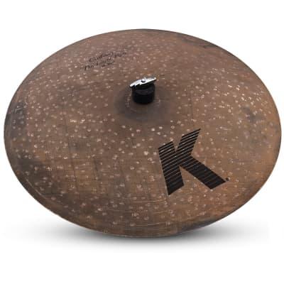 "Zildjian 20"" K Custom Dry Light Ride Cymbal"