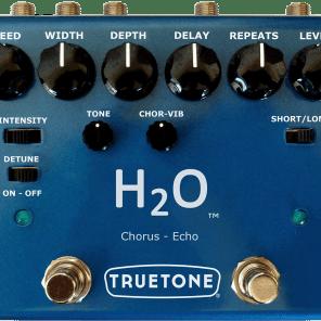Truetone H2O V3 Chorus and Echo