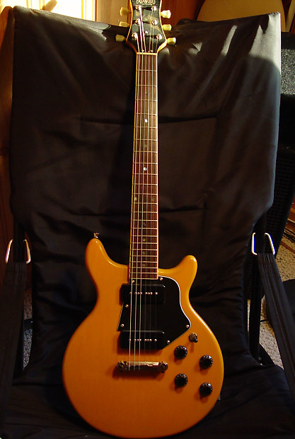 Eastwood P90 Special TV Yellow | Individual seller