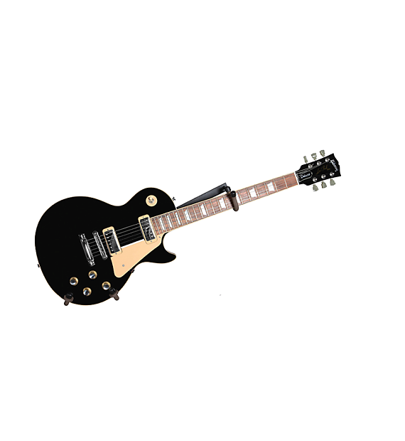 guitar stand low profile horizontal wall mount display by reverb. Black Bedroom Furniture Sets. Home Design Ideas
