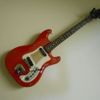 Hagstrom Hagstrom I 1966 Red for sale