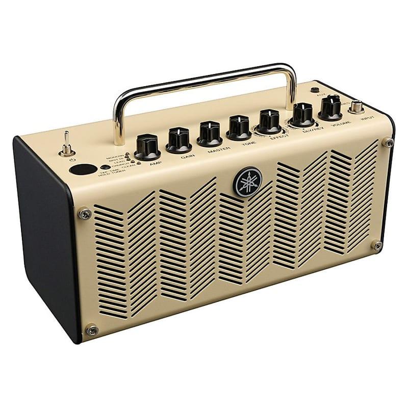 yamaha thr5a acoustic 10 watt amplifier bundle geartree reverb. Black Bedroom Furniture Sets. Home Design Ideas