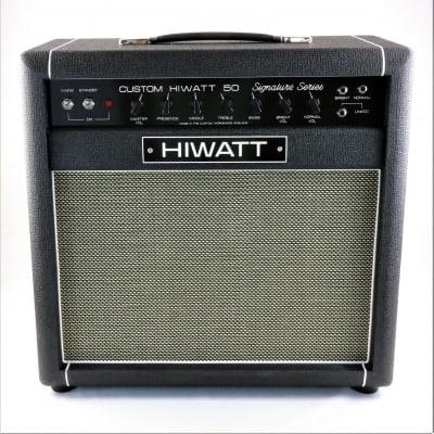 HIWATT D112 SIGNATURE DAVID GILMOUR COMBO for sale