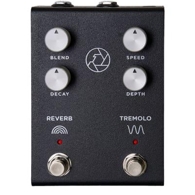 Milkman Sound F-Stop Reverb/Tremolo 2020 White