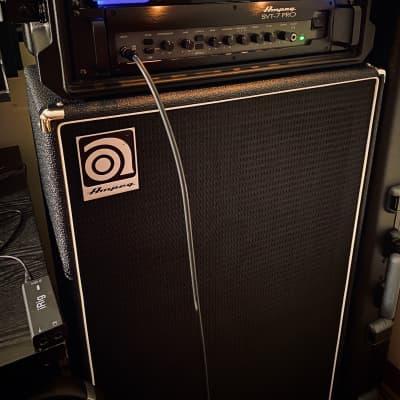 Ampeg SVT-610HLF 6x10 Bass Amp Cabinet
