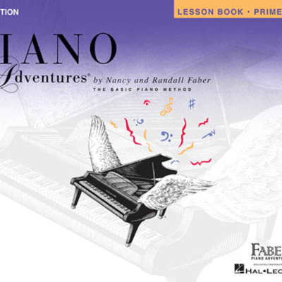 Hal Leonard Faber Piano Adventures - Primer Level - Lesson Book - 2nd Edition