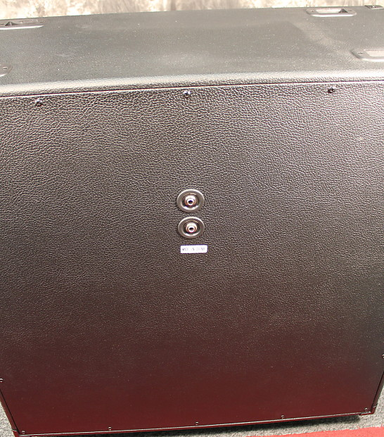 Peavey Valve King 412 Guitar Amplifier Straight Front
