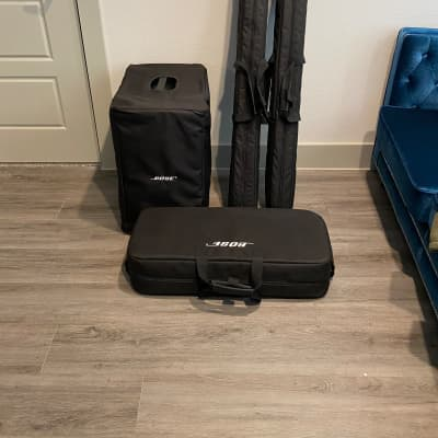 Bose L1 Model 2 Speaker with B2 Bass