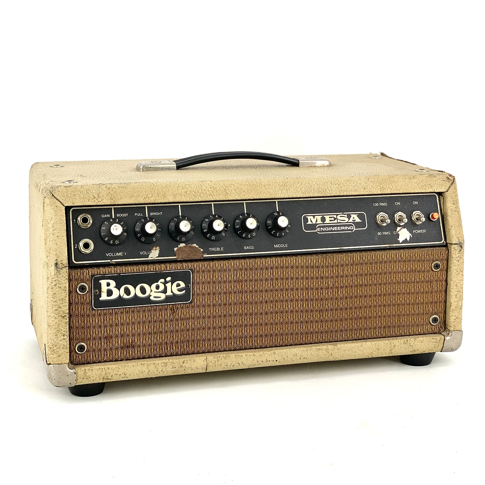 Mesa Boogie Mark I - 1973 Serial # A246 - 100% Flawless Operation