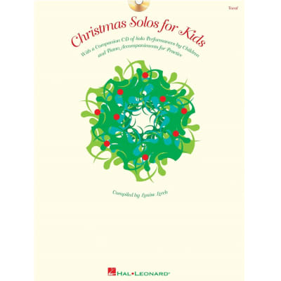Christmas Solos for Kids (w/ CD) (Vocal Songbook)