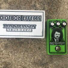 Idiotbox Ron Swanson Super Fuzz