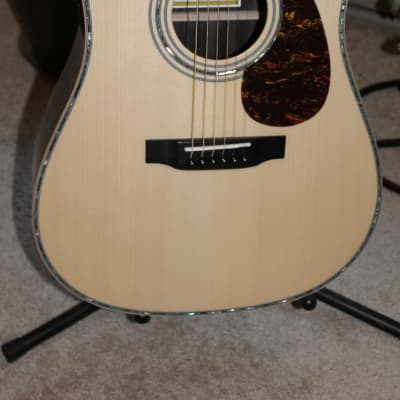 2015  Zager ZAD900CE Aura Pro with Solid Spruce Top With Rosewood Back/Sides for sale