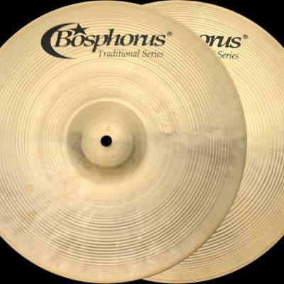 "Bosphorus Traditional 11"" Crisp Hi-Hat"